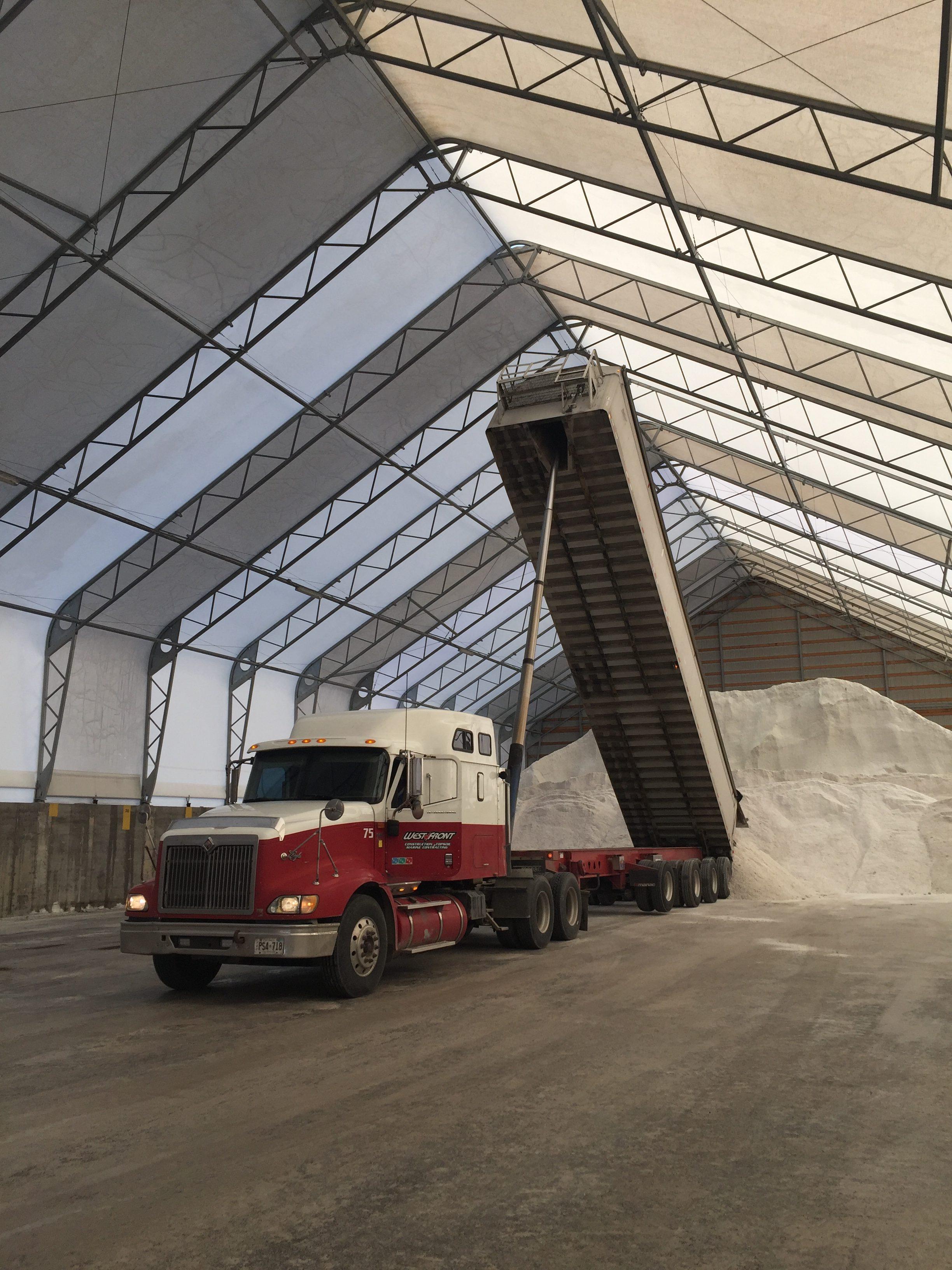 Truck 75 Salt